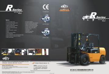 Download 5 ton diesel forklift.pdf - MHE NEXT Engineering Pvt Limited
