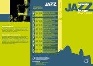 Mannheim Jazz Lounge - Staatliche Hochschule für Musik und ...