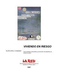 El aporte de los organismos Internacionales - La RED