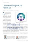 Market Analysis: Launch and Forecasting - Page 2