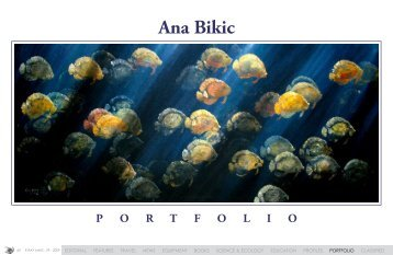 Ana Bikic :: X-Ray Magazine :: Issue 29 2009