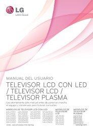 televisor lcd con led / televisor lcd / televisor plasma - static ...