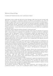 Leggi relazione - Roberto Bombarda