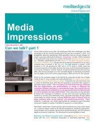 GL Media Impressions 7 Dec 2 - MEC