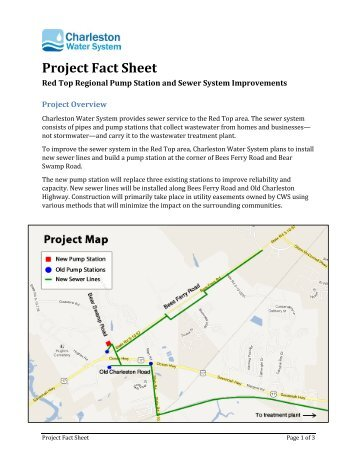 West ashley tunnel project fact sheet charleston water system view the project fact sheet charleston water system publicscrutiny Image collections