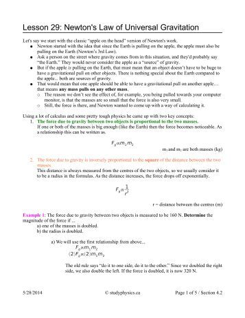 Worksheets Law Of Universal Gravitation Worksheet universal gravitation worksheet sharebrowse collection of law sharebrowse