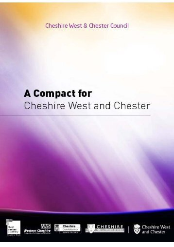 A Compact for Cheshire West and Chester - West Cheshire Together