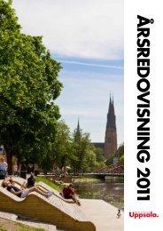 Destination Uppsalas årsredovisning 2011