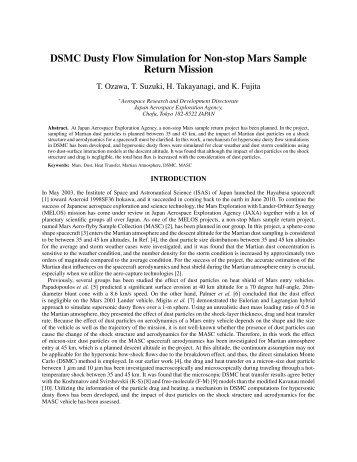Dsmc simulation dating