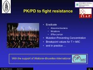 4B-Resistance and PK/PD - UCL