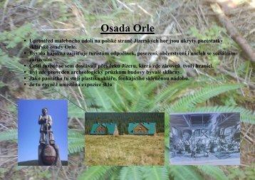 Plakat - Orla - Pogranicze