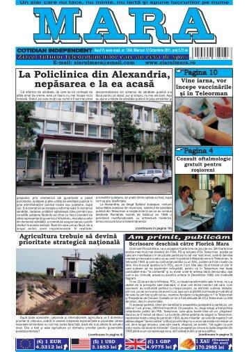 Descarca nr. 1304 - Ziarul Mara