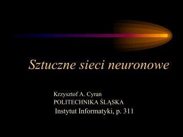 L - ZMiTAC - Politechnika Śląska