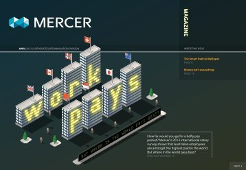 Download the Mercer Magazine - SuperFacts.com