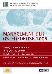 Hauptprogramm Kurzfassung.pdf - Österreichische Gesellschaft für ...