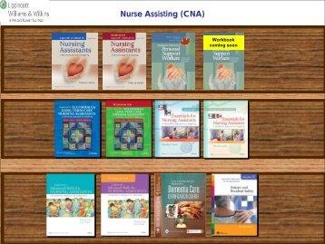 Nurse Assisting (CNA)