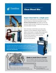 Bulk Clean Diesel Filter Kits - Donaldson Company, Inc.