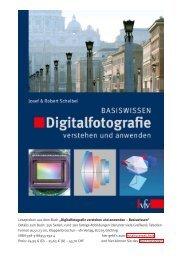 Leseproben - Bücher über digitale Fotografie