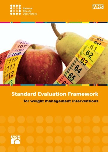 Standard Evaluation Framework - Get Moving Tasmania