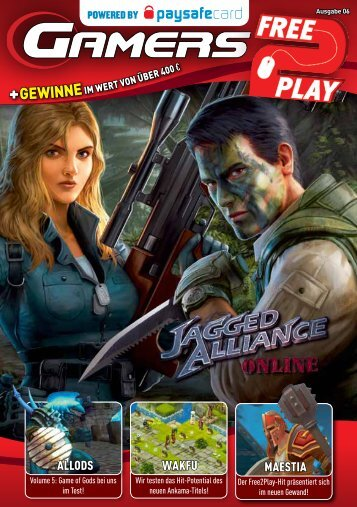 Noch Fragen? Gamers-Abo bestellen? - Gamers free2play ...