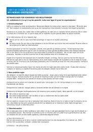 Retningslinjer for konsensus i pdf-versjon. - Norges Kristne Råd