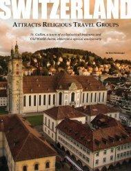 Switzerland - Leisure Group Travel