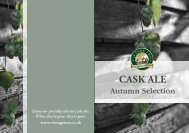 Cask ale