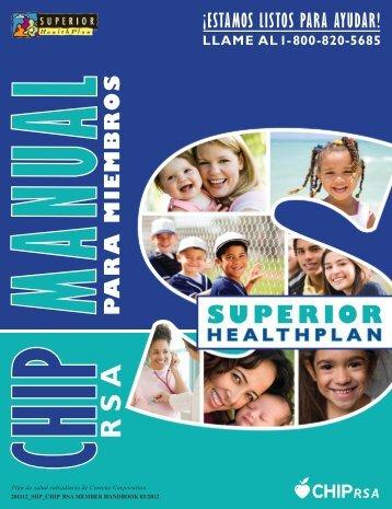 Español - Superior HealthPlan