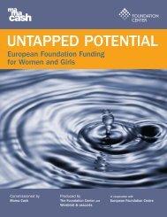 European Foundation Funding for Women & Girls