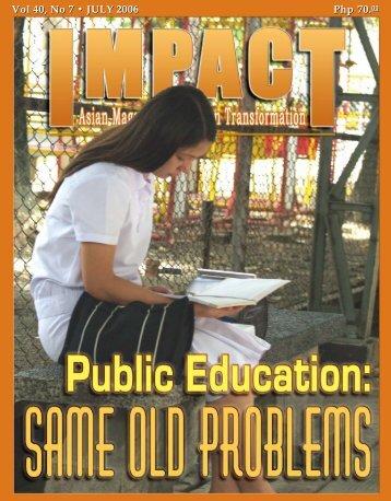 July 2006 - IMPACT Magazine Online!