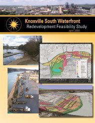 Feasibility Study [PDF] - City of Knoxville