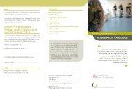 Revalidation cardiaque - UZ Brussel: Patientinfo