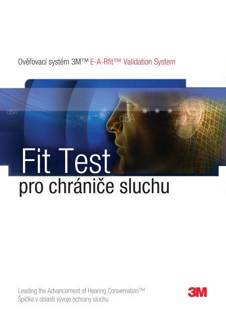 Fit test pro chrániče sluchu - Blyth