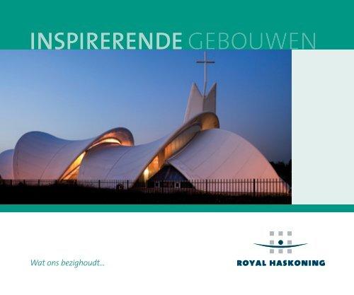 Inspirerende Gebouwen - Royal Haskoning
