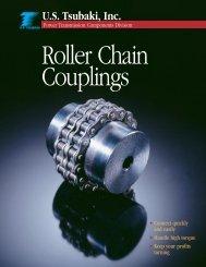 Roller Chain Couplings - U.S. Tsubaki, Inc.