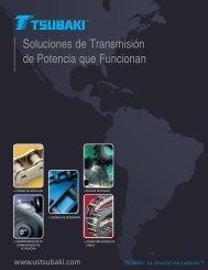 Soluciones de Transmisión de Potencia que Funcionan - U.S. Tsubaki