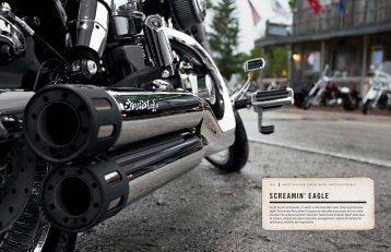 screamin' eagle® - Sherwood Chapter