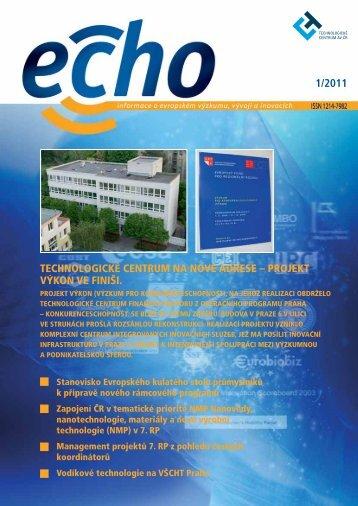 ECHO 1/2011 - 7. RP