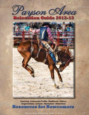 Payson Area - Arizona Relocation Guides