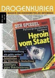 Drogenkurier Nr. 69 (PDF - 1,5 MB) - VISION eV