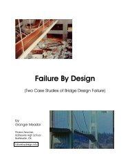 Failure By Design - Bartlesville Public Schools
