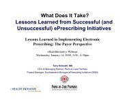 What Does It Take? Lessons Learned from Successful (and ...