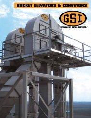 Bucket Elevators & Conveyors - GRAIN SYSTEMS INC.