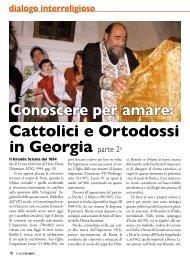 dialogo interreligioso - Stimmatini