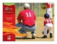 BASEBALL - Coaching Association of Canada
