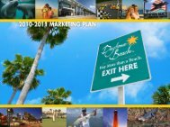 Marketing plan - Volusia County Government