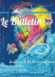 Bulletin du 14/02/13 - Lycée Français Kuala Lumpur