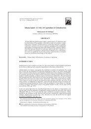 Allama Iqbal: A Critic of Capitalism & Globalization - Institute of ...