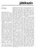 műhely - Színház.net - Page 3