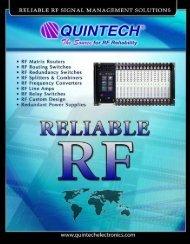 Download Catalog - Quintech Electronics